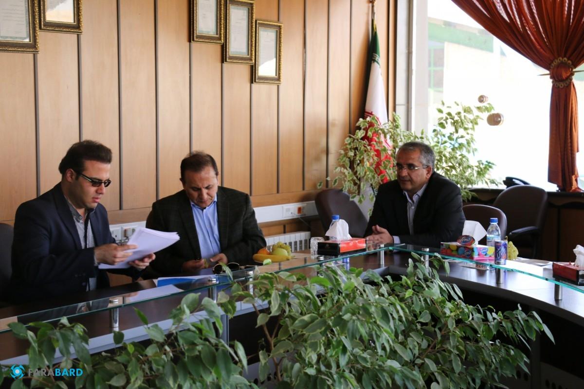 بازدید مدیر آب و فاضلاب روستایی استان سیستان و بلوچستان