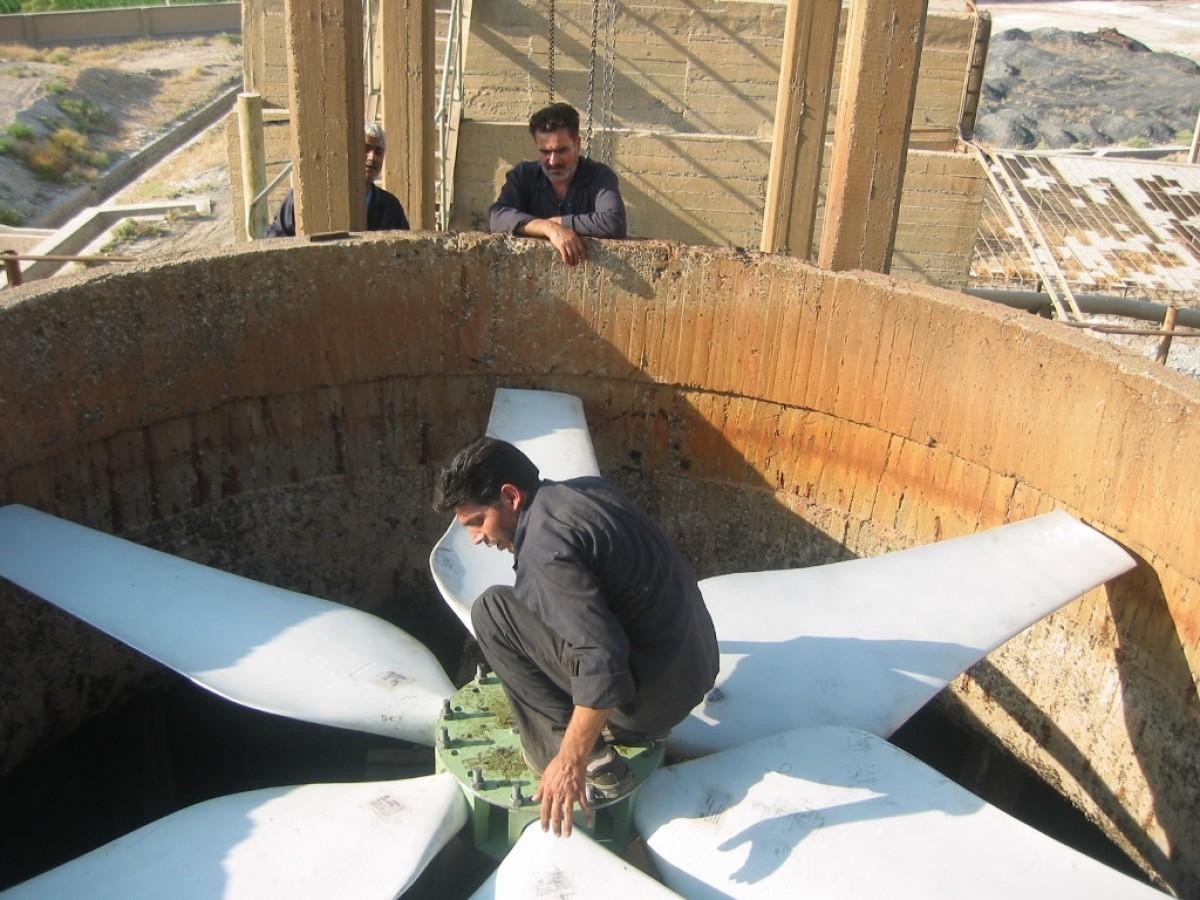 Auto variable hub for Tehran Oil Refinery
