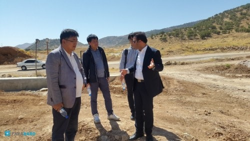 مذاکرات با هیئت کره ای جهت همکاری های مشترک