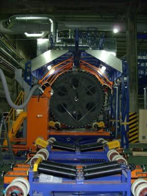صادرات ماشین آلات به اروپا