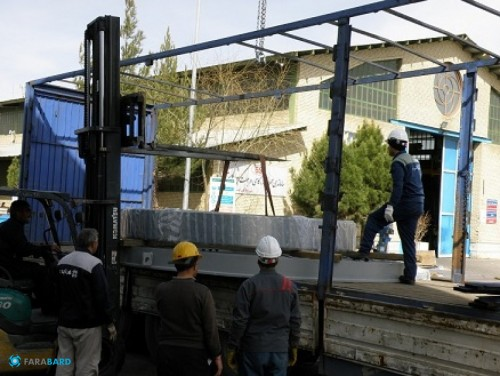 صادرات تجهیزات به ترکیه