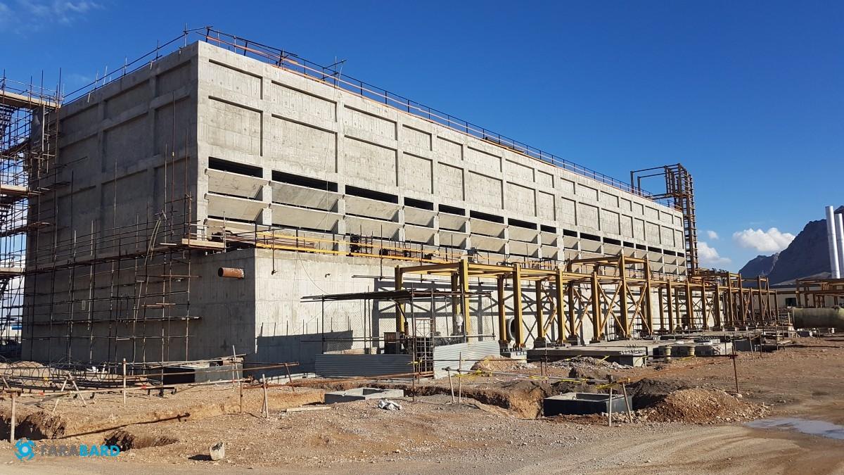 طرح توسعه پالایشگاه اصفهان